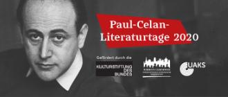 Новини партнерів. У Чернівцях Юрій Андрухович відкриє новий проєкт «Літературні дні Пауля Целана 2020»