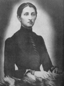 Кобилянська Ольга (Olga Kobylanska)
